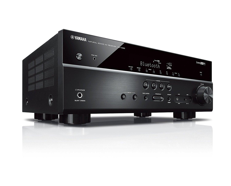 Многоканальный ресивер Yamaha RX-V485