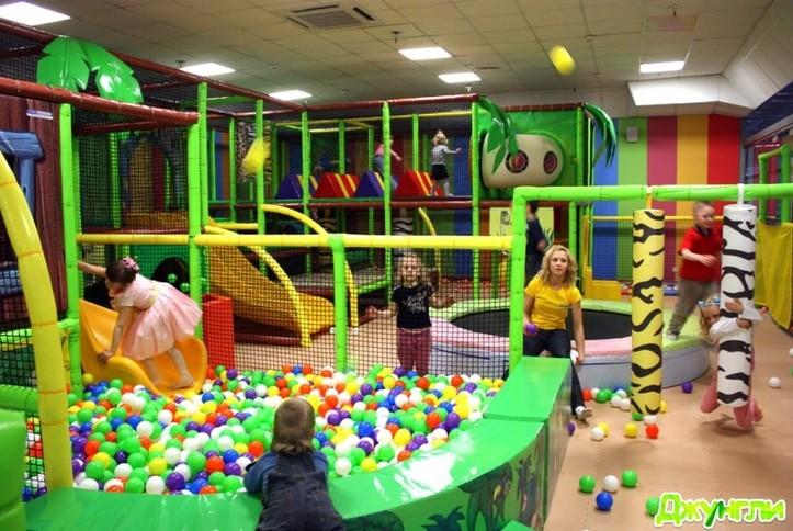 Генераторы и мыльные пузыри в детских развлекательных центрах