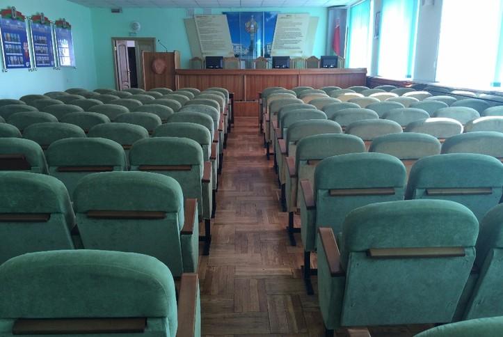 Оснащение конференц-зала
