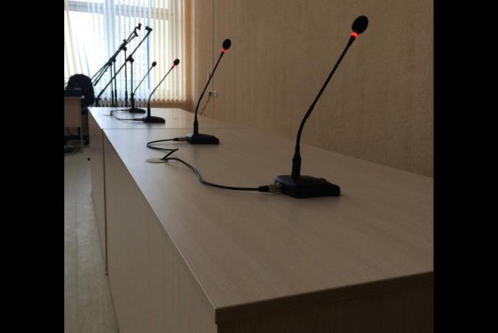 Оснащение AV-оборудованием конференц-зала РУП