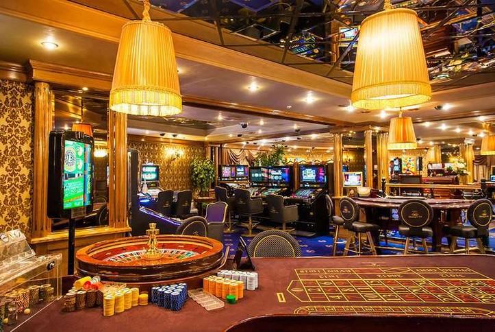 Установлена караоке система Evolution в казино