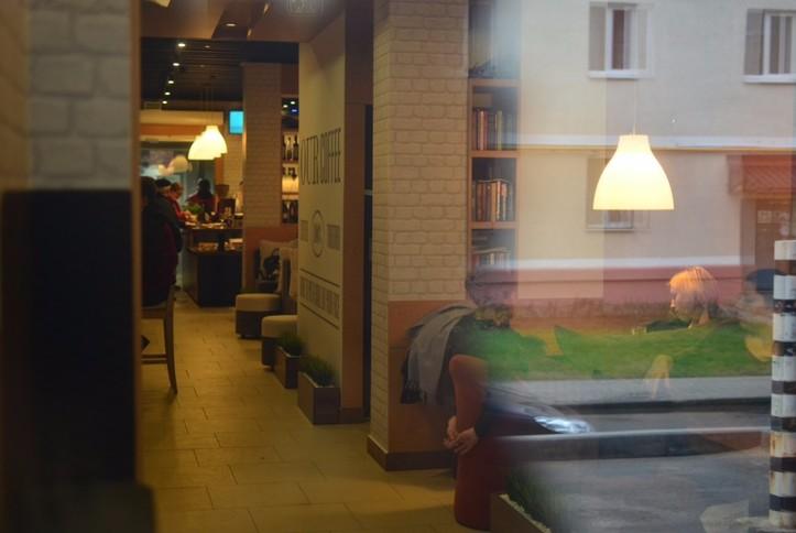 Оснащение AV-оборудованием кафе Piri Piri, г. Орша
