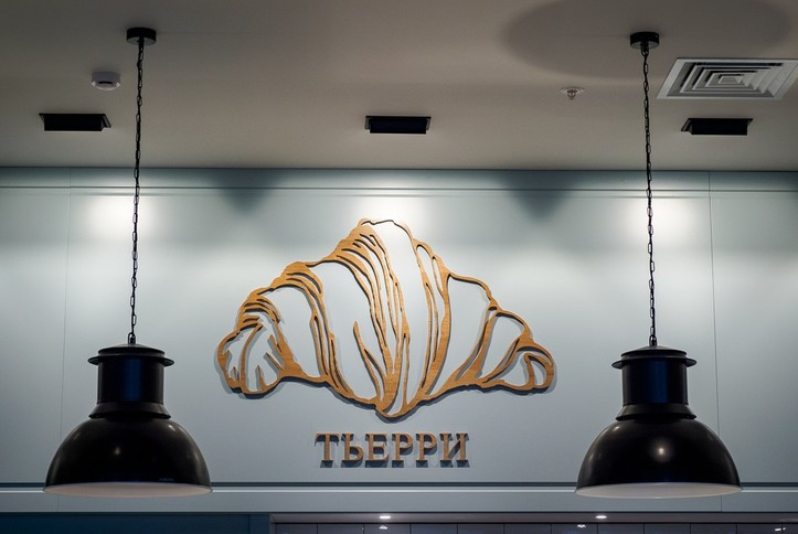 Установлена фоновая музыка в пекарне-кондитерской «Тьерри»