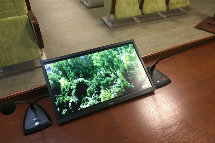 Оснащение конференц зала AV-оборудованием