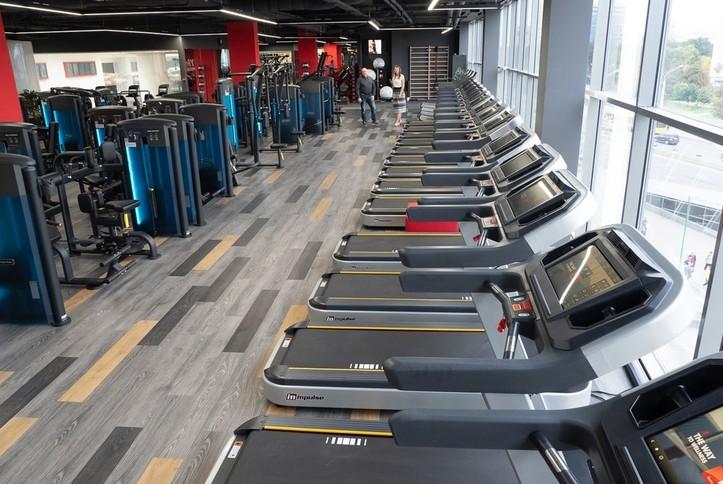 Оснащение AV-оборудованием продвинутого фитнес-клуба GYM EXPRESS 24H.