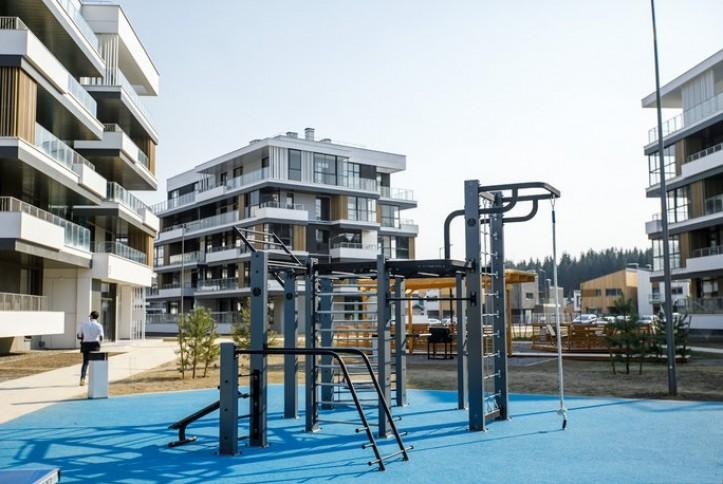 Компания ИНАУТ озвучила новый жилой квартал «Пирс»