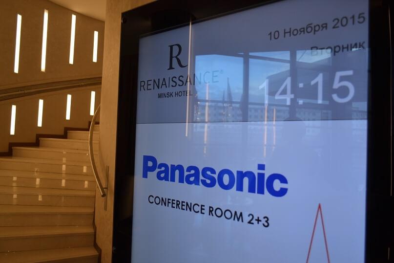 Системные решения профессиональных проекторов и дисплеев Panasonic