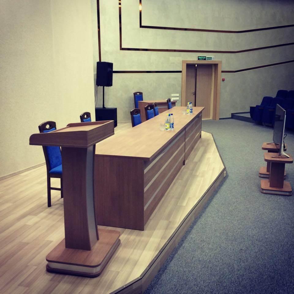 Оснащение AV-оборудованием конференц-зала «Белмедпрепараты»