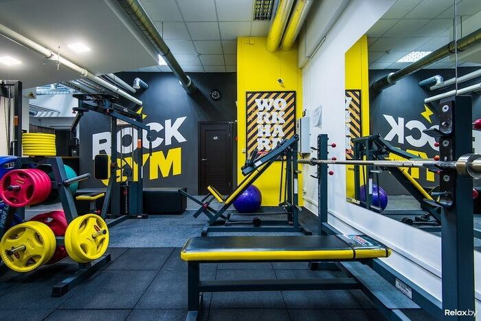 Установка звукового оборудования Fonestar в спортзале Rock GYM