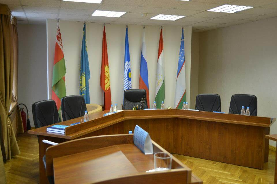 Оснащение AV-оборудованием зала заседаний Экономического суда