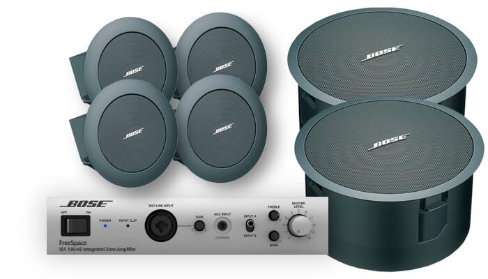 Комплект Bose 100м²