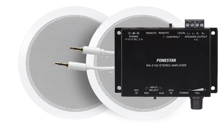 Комплект Fonestar 50м²